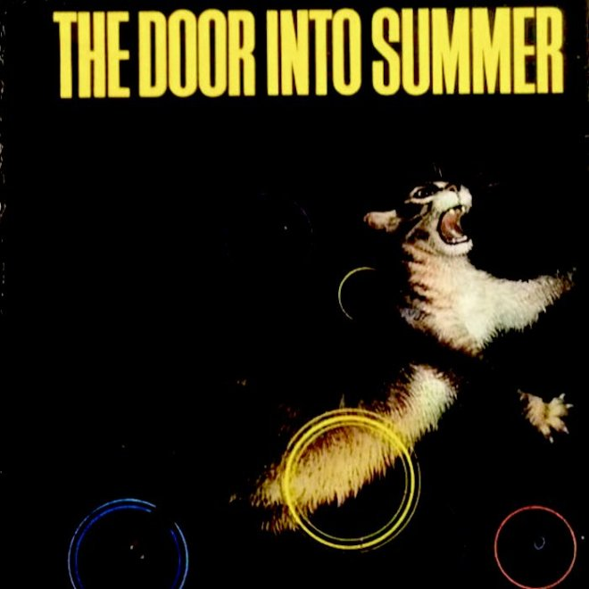 Tristan Louth-Robins - The Door Into Summer